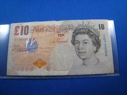 BANK OF ENGLAND - L10 NOTE -  XF         (cn) - United Kingdom