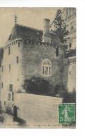 50 MONT ST-MICHEL  N° 33 : LA MAISON DE DU GUESCLIN / CPA ND Phot Voyagée 1921 /Bon Etat - Le Mont Saint Michel