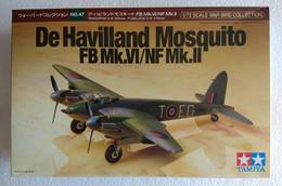 De Havilland Mosquito FB Mk.VI/NF Mk.II  1/72  ( Tamiya ) - Airplanes