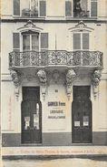Ecuries De Marie-Thérèse De Savoie, Comtesse D'Artois (entrée) - Rue Des Saints Pères - Librairie Garnier - Arrondissement: 06