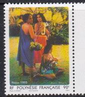 French Polynesia SG 717 1995 Tourism MNH - French Polynesia
