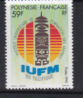 French Polynesia SG 719 1995 Pacific University Teachers Training Institute MNH - French Polynesia