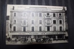 ZZ -  46 - Saint Cere - HOTEL DU TOURING & DES VOYAGEURS - Saint-Céré