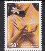 French Polynesia SG 725 1995 Tahiti Monoi MNH - French Polynesia