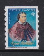 French Polynesia SG 747 1995 Queen Pomare Self Sadhesive MNH - French Polynesia