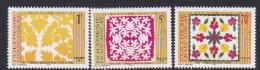 French Polynesia SG 773-75 1997 Fifaifai MNH - French Polynesia