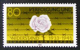 PERSECUTION ET RESISTANCE1983 - NEUF ** - YT 995 - MI 1163 - Neufs