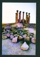 JORDAN  -  Jerash  Unused Postcard - Jordan