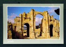 JORDAN  -  Jerash  South Gate  Unused Postcard - Jordan