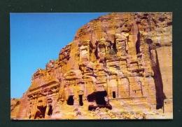 JORDAN  -  Corinthian Tomb And Palace Tomb  Unused Postcard - Jordan