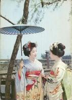 JAPAN  NIPPON  GIAPPONE  KYOTO  Maiko  Geisha - Pin-Ups
