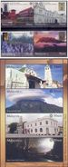 Malaysia 2009 S#1238-1240 World Heritage Sites Set+M/S MNH Fauna Bird Mountain - Malaysia (1964-...)