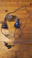 Headphone  For Restoration / Spare, WWII - Radios