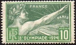 France Jeux Olympiques - N°  183,* 8ème Olympiade Paris 1924 - Athlète Prêtant Serment