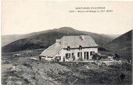 Maison De Refuge Du PUY MARY - Attelages    (88465) - Non Classés
