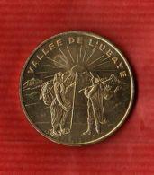 Monnaie De Paris VALLÉE DE L'UBAYE Barcelonette 2001 Millennium - Monnaie De Paris