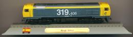 Locomotive : Renfe 319,4, DelPrado, Echelle N 1/160, G = 9 Mm, Spain, Espagne - Locomotives