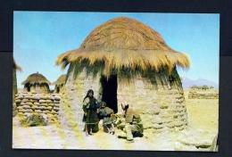 BOLIVIA  -  Oruro  Chipaya Hogans  Unused Postcard - Bolivia
