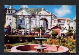 BOLIVIA  -  Basilica De Copacabana  Unused Postcard - Bolivia