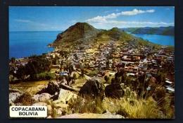 BOLIVIA  -  Copercabana  Unused Postcard - Bolivia