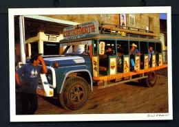 ECUADOR  -  Jama  Manabi  Unused Postcard - Ecuador