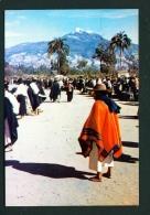 ECUADOR  -  Otavalo  Indian Market  Unused Postcard - Ecuador