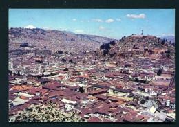 ECUADOR  -  Quito  Panorama  Unused Postcard - Ecuador