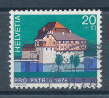 Suisse N°1060 Pro Patria - Gebraucht