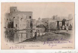 TUNISIE . VIEUX BIZERTE . LE PONT DE PIERRE- Réf. N°15918 - - Tunisie
