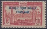 N° 97 - X X - ( C 187 ) - Gabon (1886-1936)