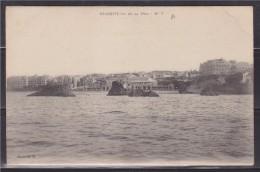 = Carte Postale Biarritz Vu De La Mer, - Biarritz