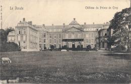 Le Roeulx Château Du Prince De Croy Timbre Décollé Sinon TB - Le Roeulx