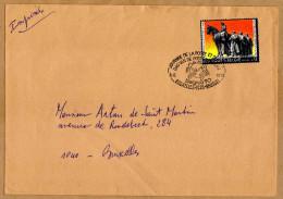 Enveloppe Cover Brief 2369 Imprimés Journée De La Poste Belgica 90 - Belgium