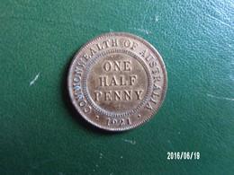 1/2 Penny - KM 22 - 1855-1910 Monnaie De Commerce
