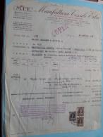 Manifattura Tessile ERBA ( M.T.E.) (Milano - Milan) Anno 1948 ( Details Zie Foto´s ) ! - Italie