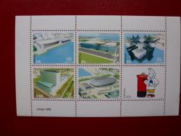 PORTUGAL+EXPO 1998 +BLOC DE5 TIMBRES NEUFS+ - Blocs-feuillets