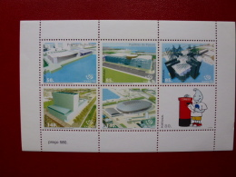 PORTUGAL+EXPO 1998 +BLOC DE5 TIMBRES NEUFS+ - Blocks & Kleinbögen