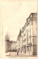 CPA Saint Etienne St  Place Badouillère 42 Loire - Saint Etienne