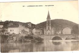 CPA Larroque Des Arcs Vue Générale 46 Lot - France