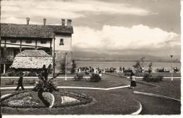 THONON - Les Jardin Et Le Belvédere De La Place Du Château -- 1960 -- - Thonon-les-Bains