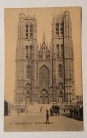 BRUXELLES EGLISE STE GUDULE 1911 VIAGGIATA FP - Bar, Alberghi, Ristoranti