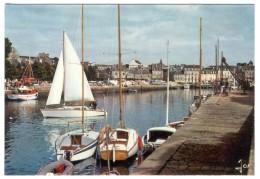 56 VANNES - MX 5427 - Edts JOS - Le Port (recto-verso) - Vannes