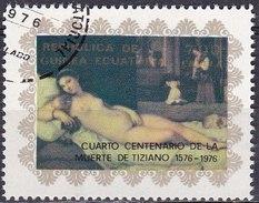 Guinea Equatoriale, 1976 - 7e Tiziano - Usato° - Guinea Equatoriale