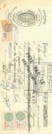 Facture Ancienne  -     Paris -  Machines Pour Chaussures  Paul Dilloux  Constructeur        (63) - Textile & Vestimentaire