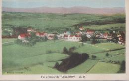 Vue Générale De Valdahon - France