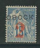 OBOCK N° 23 * - Unused Stamps