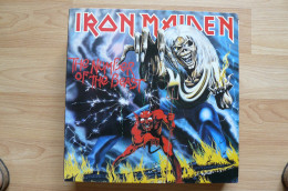 Iron Maiden - The Number Of The Beast - 33T - 1982 - Hard Rock & Metal