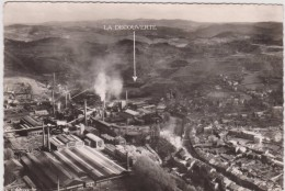 Aveyron :  DECAZEVILLE  ,  Vues   Puit ,mine , - Decazeville
