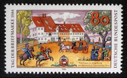 JOURNEE DU TIMBRE 1984 - NEUF ** - YT 1057 - MI 1229 - [7] République Fédérale