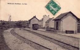 56-MUZILLAC-la Gare - Muzillac